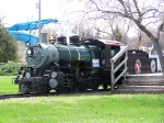 GN 1177 is a 2ft Gauge Diesel-run Locomotive in Roosevelt Park