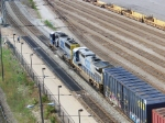 CSX 7508 & CSX 8756