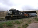 NS SD70 in Colorado