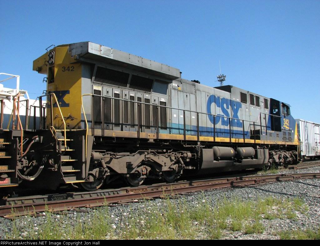 CSX 342