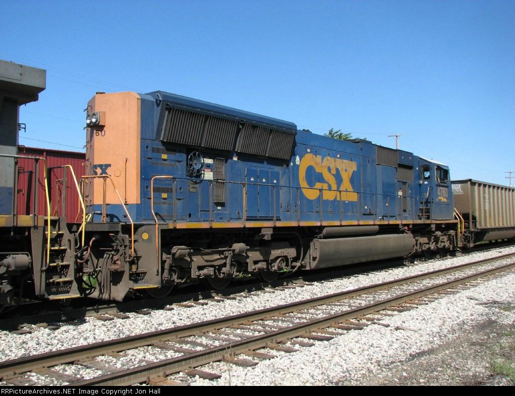 CSX 4760