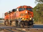 BNSF 6068 & 5735