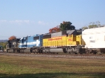 NS #9881 leads a mixed bag of leased power