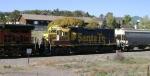 BNSF 2236, Yellow bonnet Geep