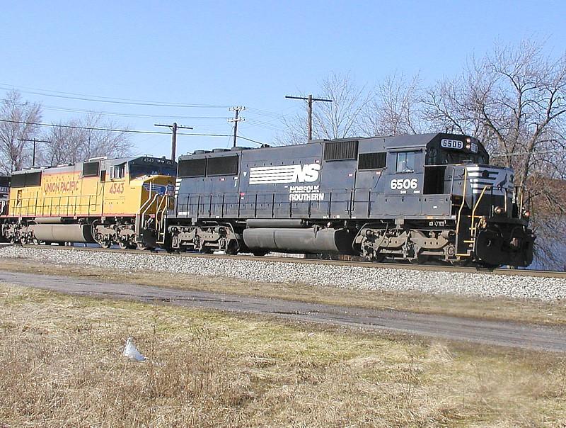 NS 6506 NS 276