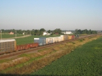 Westbound Freight