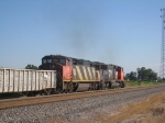 CN 2416 Trailing On NS 357