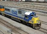 CSXT 8509
