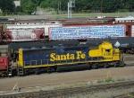 BNSF 6466