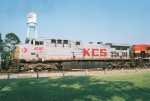 KCS in Folkston