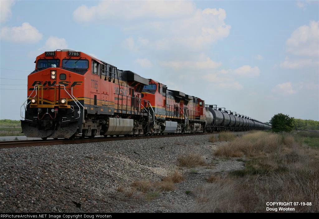BNSF Unit Train