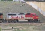 BNSF 118