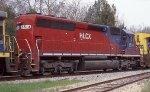 HLCX 6514 on Q602
