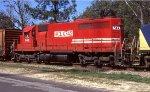 HLCX 742 on Q602