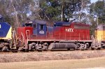 HATX 430 on NB freight