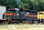 HLCX 5058 on Q609