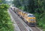 NB freight heading for NE