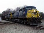 CSX WB VAPX Train