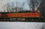 BNSF 4185