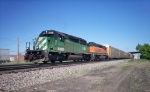 BNSF 7856