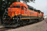 Witness BNSF 2828 GP 39-2M w/ auto start