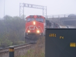 CN 405 at the Courtenay Bay