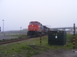 CN 405 at the Courtenay Bay