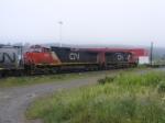 CN 405 at Saint John