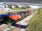 CN 406 at Saint John
