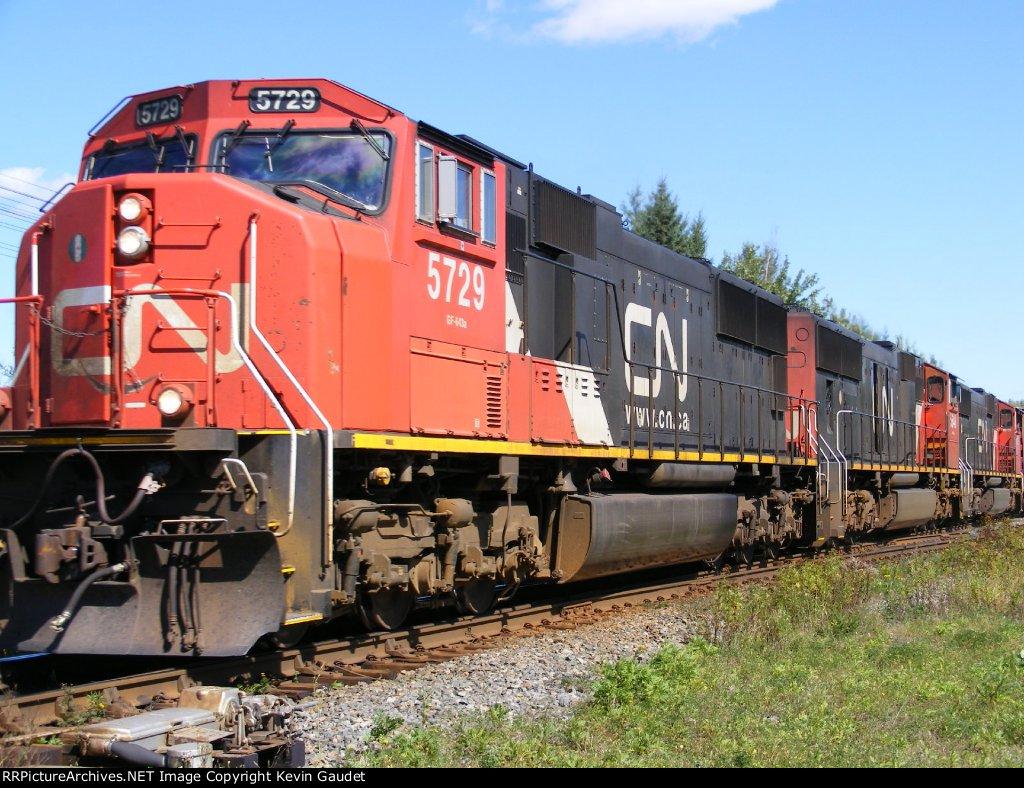 CN 407 at Painsec Jct.