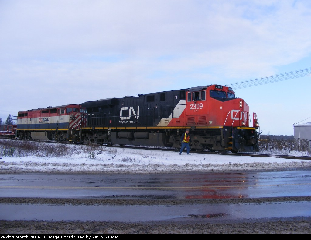 CN 120 at Painsec Junction