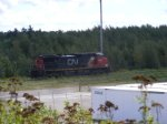 CN 569 light move at Gort