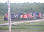 CN 308 on the loop