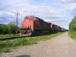 CN 407 at Marsh Junction