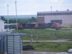CN 408 resting at Gordon Yard