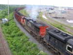 CN 2712 trying to imitate an Alco/MLW