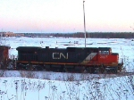 CN 120 at Gordon Yard