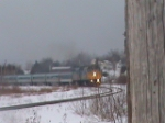 VIA 14 departing Sackville