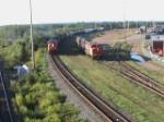 CN 305 & 539 at Gort