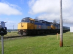 VIA 614 at Memramcook