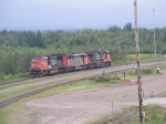 CN units at Gort
