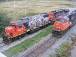 CN 308 & switchers