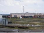 CN trains at Gordon yard