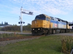 VIA 615 at Memramcook