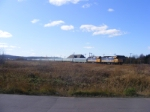 VIA 14 arriving at Sackville