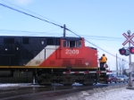 CN 2309 at Painsec Junction