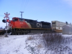 CN 120 DPU power at Painsec Junction