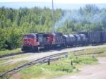 CN 569 at Gort
