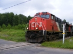 CN 406 at Salisbury east