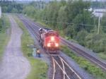 CN 537 at Gort